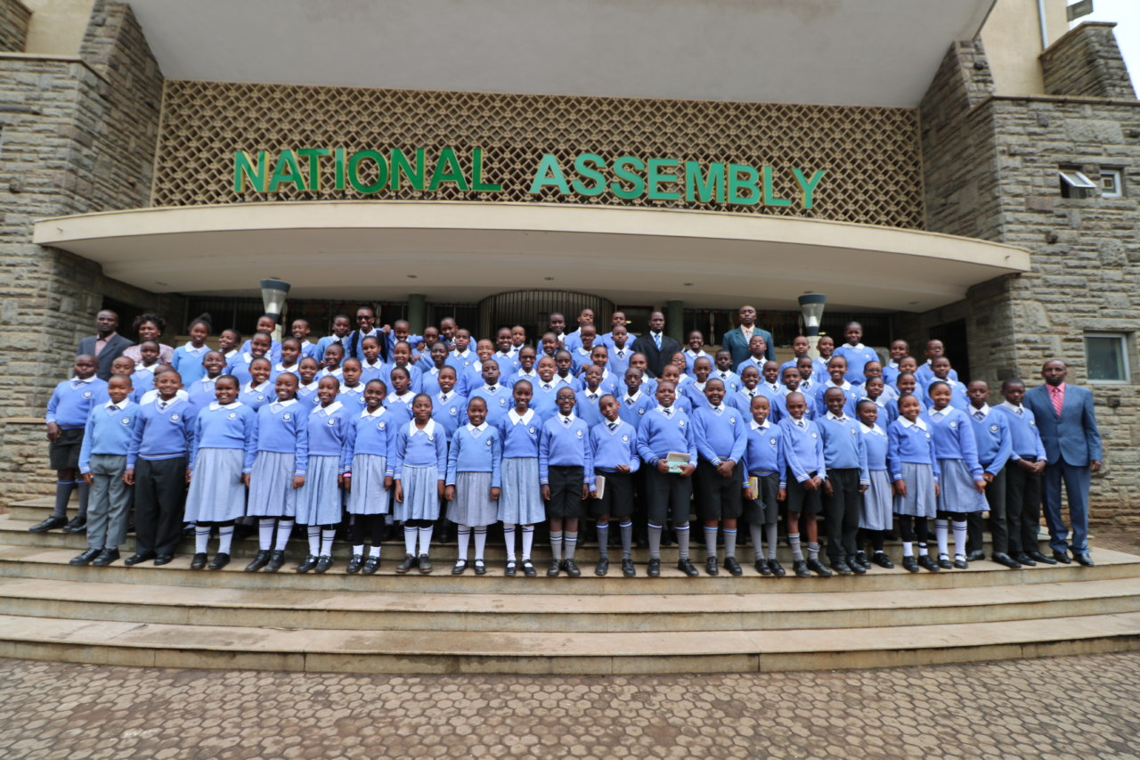 National Assembly Educational visit