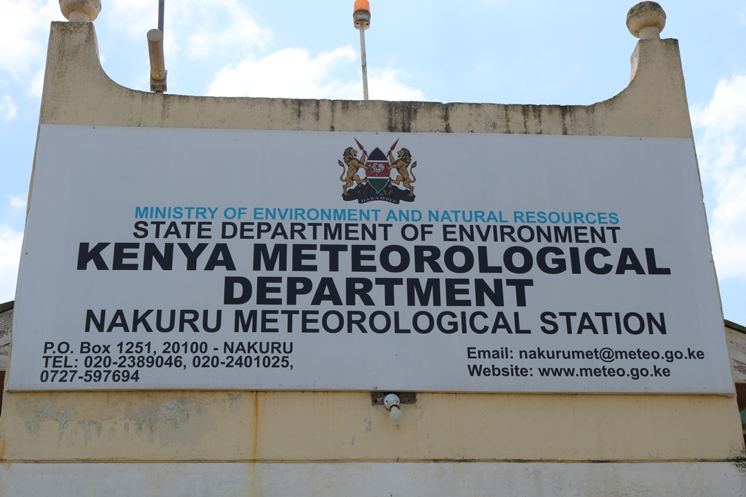 Nakuru Meteorological station and thomson falls nyahururu trip