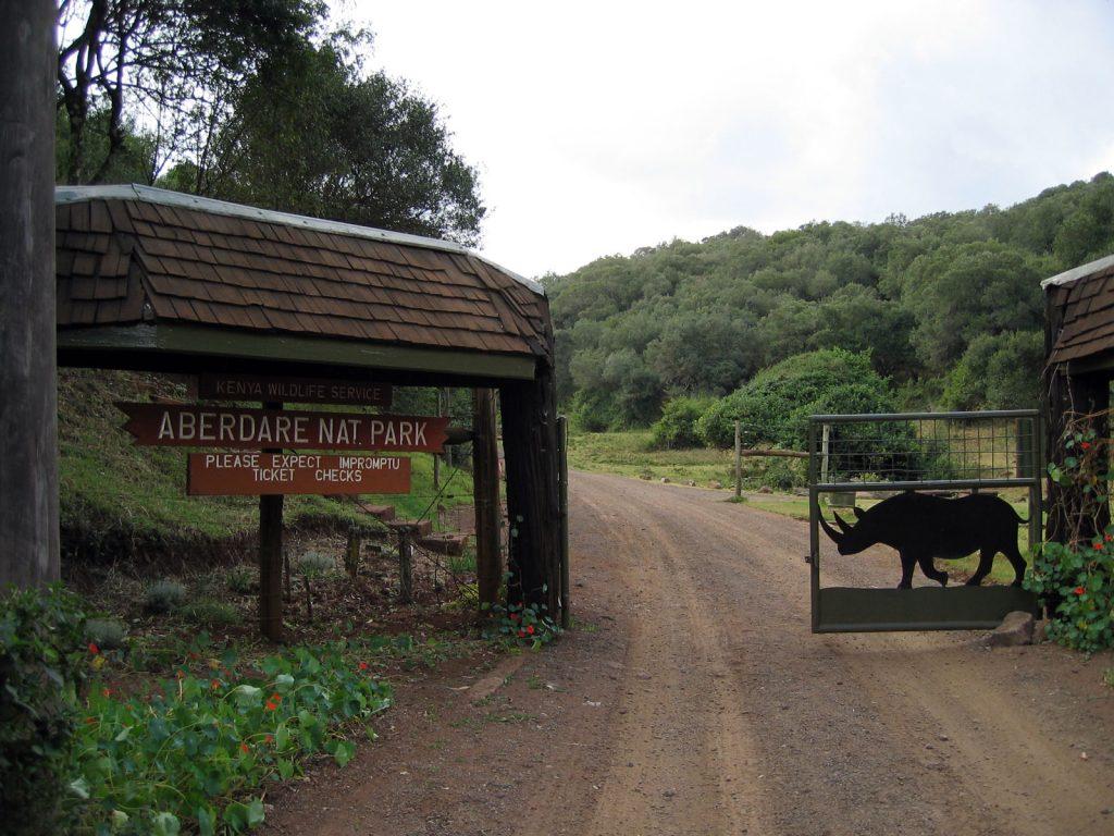 Aberdare national park visit